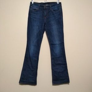 "Joe's Jeans petite boot cut jeans ""Ryder"" size 27"